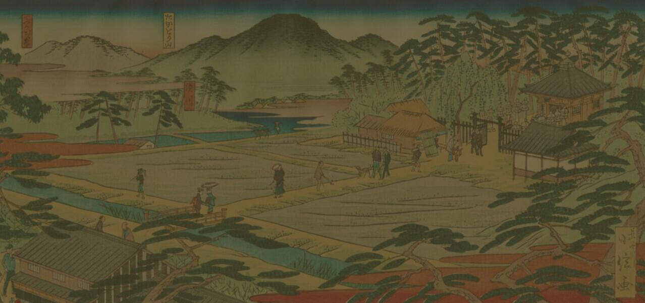 楠公崇敬と神社創建の歴史