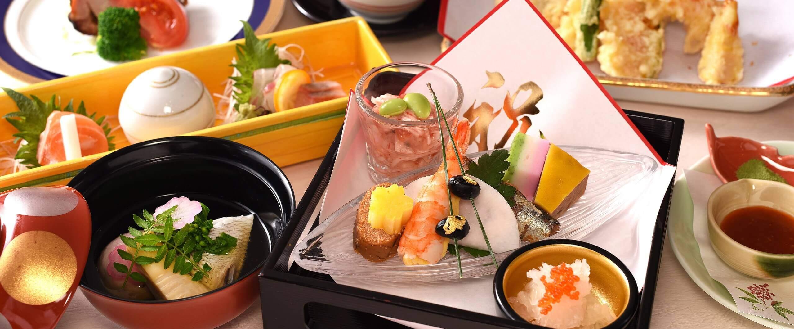 瀬戸内海の、季節ごとの旬を楽しむ料理