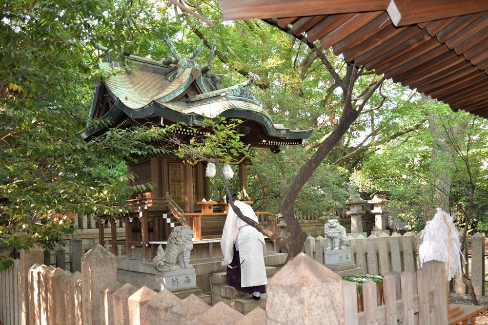 天満神社月次祭