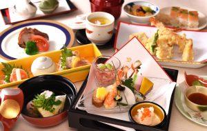 お祝い会席料理「花」【お誕生日会・年祝い・七五三などお祝い】